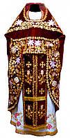 Одежда православного священника с вышивкой
