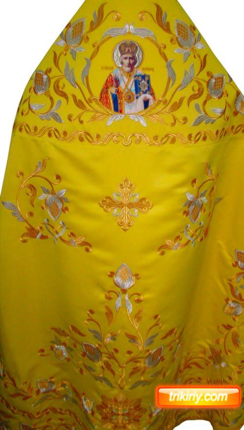 Одежда священника с вышивкой для богослужения