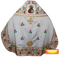 Белое облачение священника на заказ