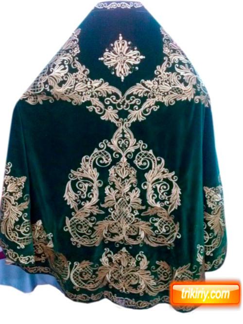 Одежда церковнослужителей на заказ с вышивкой