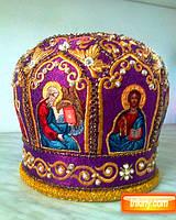 Купить высокий головной убор для священника