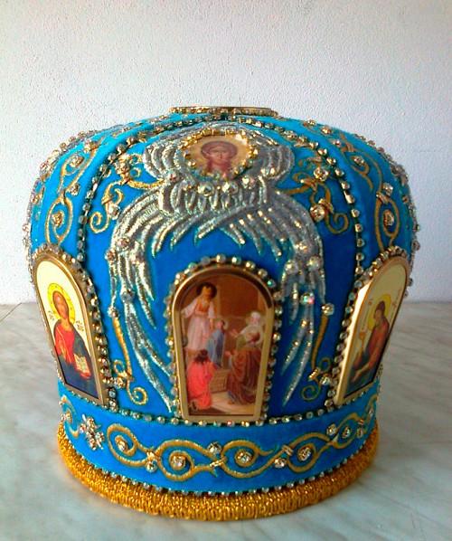 Купить митру в Киеве на заказ по каталогу