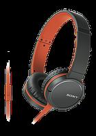 Наушники Sony MDR-ZX660AP Orange