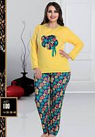 Пижама женская 100 хлопок Lady Lingerie