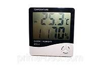 Часы-термометр-гигрометр HTC-1