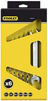Набор ключей рожковых STANLEY MaxiDrive Plus 4-87-051
