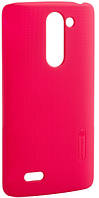 Чехол Nillkin LG L80+/D335/Bello Super Frosted Shield Red