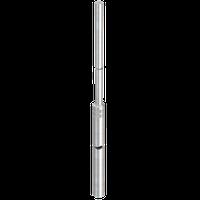 Трубчатый молниеприемник 2 м
