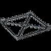 Резиновая прокладка под бетонное основание