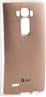 Чехол VOIA LG Optimus G Flex 2 - Jell Skin Gold
