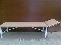 Кушетка с регулируемым подголовником Т-02 .  Мягкая мебель.