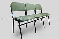 """Секция стульев """"Алиса """". Бюджетные стулья.  Мягкая мебель от производителя."""