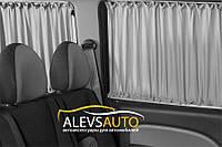 Шторы Ford Tourneo Custom 2014-  Серые