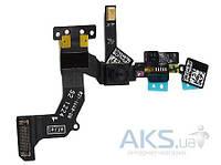 Шлейф для Apple iPhone 5 с датчиком приближения, фронтальной камерой и микрофоном Original