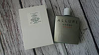 Chanel Allure Homme Sport тестер без крышечки. шанель алюр спорт. шанель аллюр.