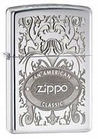 Зажигалка ZIPPO 24751 ZIPPO AMERICAN CLASSSIC