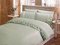 Комплект постельного белья Gelin Home NESLISAH бирюзовый бирюзовый евро