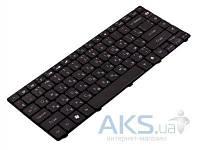 Клавиатура для ноутбука GateWay NV49C, Packard Bell EasyNote NM85, NM86,NM87 RU, (9Z.N1P82.30R) Black