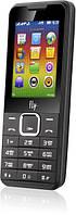 Мобильный телефон Fly FF243 Dual Sim Black