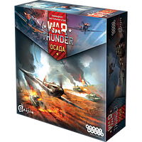 War Thunder: Осада, настольная игра