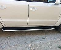 Пороги Tayga VW Amarok, фото 1