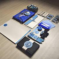 Дизайн фирменного стиля студия дизайна Svetlik