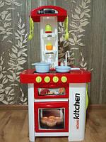 Кухня Super Cook 889-59-60 (свет, звук, вода), красная KK