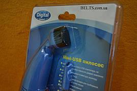 Мини пылесос для очистки компьютера и ноутбука, USB Mini Vacuum Cleaner
