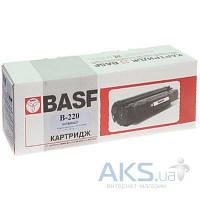 Картридж BASF XEROX WC PE220 (B220) Black