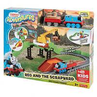 Игровой набор Приключения на свалке Thomas and friends