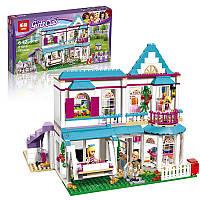 "Конструктор Lepin 01014 ""Дом Стефани"" (аналог LEGO Friends 41314), 622 дет"