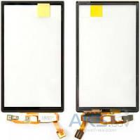 Сенсор (тачскрин) для Sony Ericsson Xperia Neo V MT11i, Xperia Neo MT15i Black