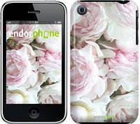 "Чехол на iPhone 3Gs Пионы v2 ""2706c-34-532"""
