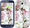 "Чехол на Samsung Galaxy S3 Duos I9300i Пионы v2 ""2706c-50-532"""