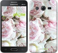"Чехол на Samsung Galaxy Core 2 G355 Пионы v2 ""2706c-75-532"""