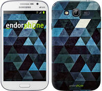 "Чехол на Samsung Galaxy Grand I9082 Треугольники ""2859c-66-532"""