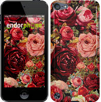 "Чехол на iPod Touch 5 Цветущие розы ""2701c-35-532"""