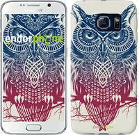 "Чехол на Samsung Galaxy S6 G920 Сова 2 ""2726c-80-532"""