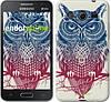 """Чехол на Samsung Galaxy Core 2 G355 Сова 2 """"2726c-75-532"""""""