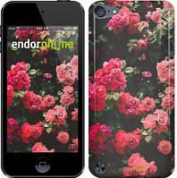 """Чехол на iPod Touch 5 Куст с розами """"2729c-35-532"""""""