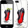 "Чехол на iPhone 5s Devil Wears Louboutin ""2834c-21-532"""