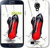 "Чехол на Samsung Galaxy S4 i9500 Devil Wears Louboutin ""2834c-13-532"""