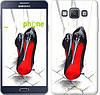 """Чехол на Samsung Galaxy A5 A500H Devil Wears Louboutin """"2834c-73-532"""""""