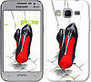 "Чехол на Samsung Galaxy Core Prime G360H Devil Wears Louboutin ""2834c-76-532"""
