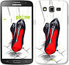 "Чехол на Samsung Galaxy Grand 2 G7102 Devil Wears Louboutin ""2834c-41-532"""