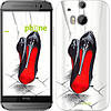 "Чехол на HTC One M8 dual sim Devil Wears Louboutin ""2834c-55-532"""