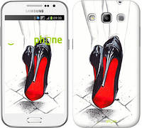 "Чехол на Samsung Galaxy Win i8552 Devil Wears Louboutin ""2834c-51-532"""