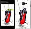 "Чехол на Sony Xperia M2 D2305 Devil Wears Louboutin ""2834c-60-532"""