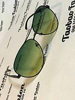 Очки солнцезащитные зеленые