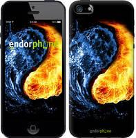"""Чехол на iPhone 5s Инь-Янь """"1670c-21-532"""""""